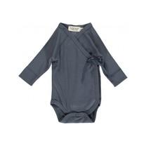 MARMAR Baby romper Belita blue