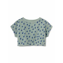 Bobo Choses Cropped Sweatshirt Apples