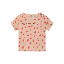Bobo Choses Baby T-Shirt Apples