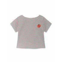 Bobo Choses Baby T-Shirt Vichy