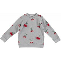 Stella McCartney kids Meisjes Sweatshirt Cherry