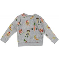 Stella McCartney kids Jongens Sweatshirt Veg People