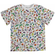 Stella McCartney kids Jongens T-shirt Toys & Food