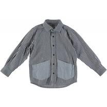 Stella McCartney kids Jongens Shirt Stripes