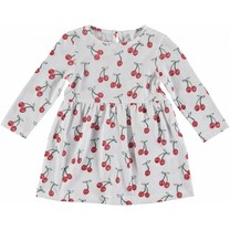 Stella McCartney kids Baby Jurk Cherries aop
