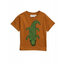 Mini Rodini Shirt Crocco Brown