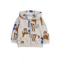 Mini Rodini Vest Cool Monkey