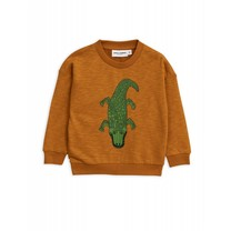 Mini Rodini Sweater Crocco Brown