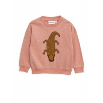 Mini Rodini Sweater Crocco Pink