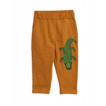 Mini Rodini Broek Crocco Brown