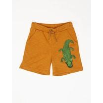 Mini Rodini Short Crocco Brown