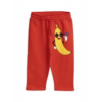 Mini Rodini Baby Broek Banana Red