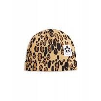 Mini Rodini Baby Mutsje Leopard