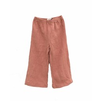 Long Live the Queen Meisjes Broek Natural Crinkle