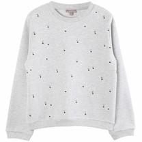 Emile et Ida Baby Sweatshirt Gris chine