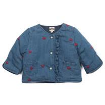 Bonton Baby jasje hearts jeans