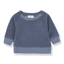 1+ in the Family ETIENNE sweatshirt indigo