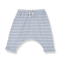 1+ in the Family SAMMY pants light blue/white