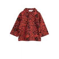 Mini Rodini Blouse Leopard Red
