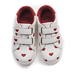 Sneakers hearts