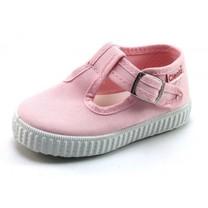 Cienta Gymp Kinderen roze t-band