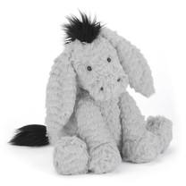Jellycat Fuddlewuddle Donkey knuffel