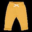 Baby sweat pants mustard