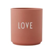 Design Letters Roze kop LOVE