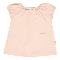 Broer & Zus Baby jurkje roze korte mouw