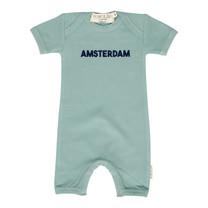 Broer & Zus Baby body Amsterdam cactus