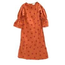 Long Live the Queen Meisjes jurk sunrise dots