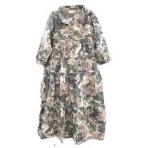 Long Live the Queen Meisjes jurk camouflage