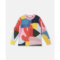 Stella McCartney kids Meisjes trui colour block