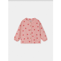 Bobo Choses All Over Small Saturn Blouse roze