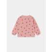 All Over Small Saturn Blouse roze