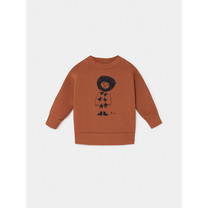 Bobo Choses Starchild Sweater Picante