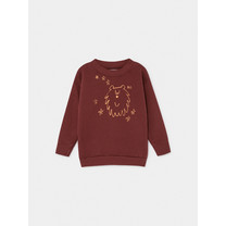 Bobo Choses Ursa Major Sweater rood