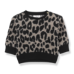 Sweater Manitoba zwart/beige