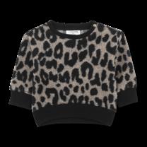 1+ in the Family Sweater Manitoba zwart/beige