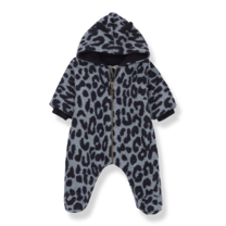 1+ in the Family Winterpak Tofino donker/lichtblauw