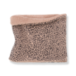 Sjaal Hasselt roze/bordeauxrood