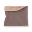 Sjaal Eli roze/bordeauxrood