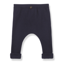 1+ in the Family Legging Montpellier donkerblauw