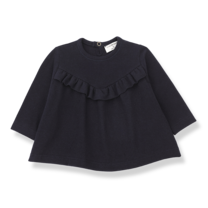 1+ in the Family Blouse Alcudia donkerblauw