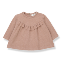 1+ in the Family Blouse Alcudia roze