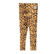 Mini Rodini Basic leopard leggings