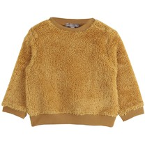 Emile et Ida Sweater baby pluche curry