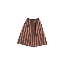 The Campamento STRIPPED RIB SKIRT