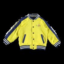 Stella McCartney kids Bomberjas geel/donkerblauw