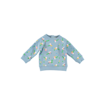 Stella McCartney kids Sweater muizen blauw